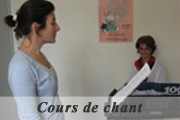 Cours chant, coaching vocal